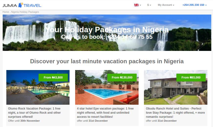 jumia-travel-ng-new-packages