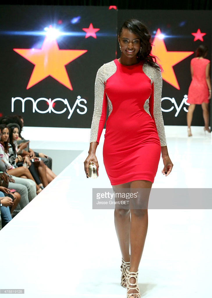 attends Fashion and Beauty @BETX presented by Progressive during the 2015 BET Experience at the Los Angeles Convention Center on June 27, 2015 in Los Angeles, California.
